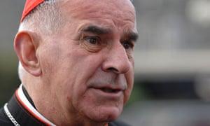 Cardinal Keith Patrick O'Brien