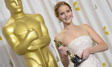 TOPSHOTS  Best Actress winner Jennifer L