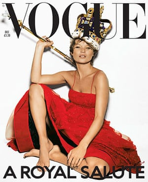 PPA covers: Vogue - December 2001, A Royal Salute