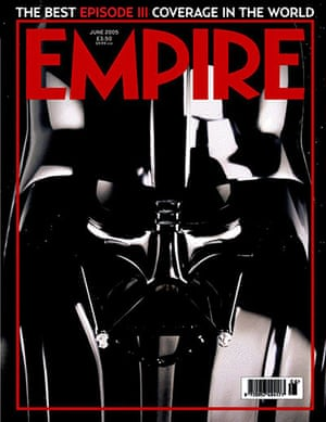 PPA covers: Empire - June 2005, Breathing Vader
