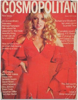PPA covers: Cosmopolitan - March 1972, launch issue