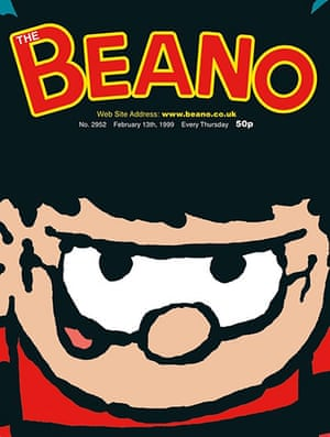 PPA covers: The Beano - February 1999, Dennis the Menace