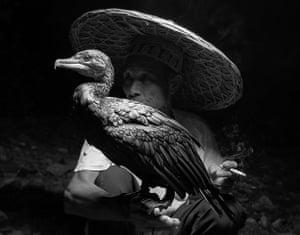Feb BT gallery: cormorant fisherman