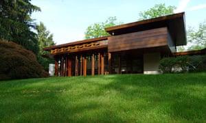 Super süße stabile Qualität Qualität zuerst Frank Lloyd Wright house for sale – if you can get it home ...