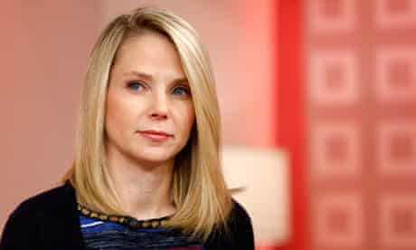 Marissa Mayer Yahoo chief bans working from home