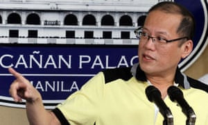 President Beningno Acquino of the Philippines