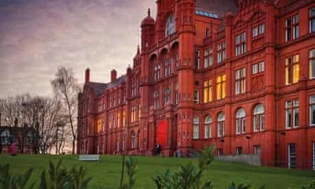 University of Salford - Peel Building