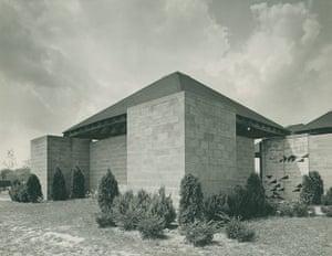Louis Kahn: Jewish Community Centre