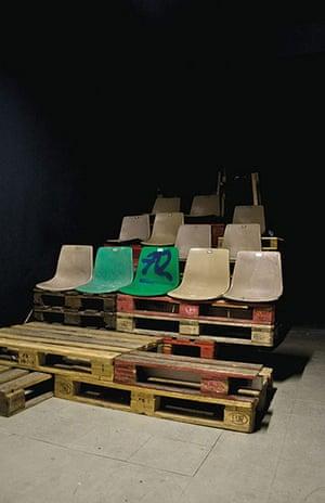 Beautiful Games: Letzigrund seating