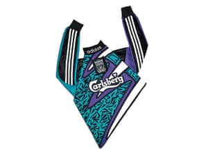 Beautiful Games: Goalkeeper's jersey