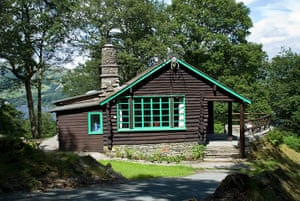 Cumbria cottages: Trees, Ambleside