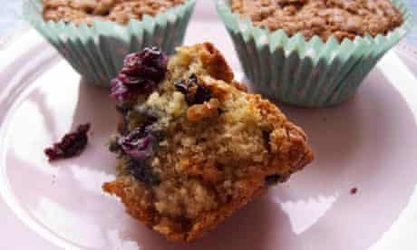 Felicity Cloake's perfect blueberry muffin