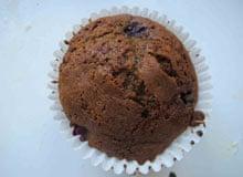 Bouchon blueberry muffin.