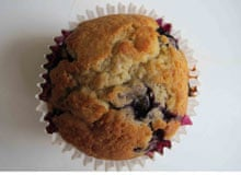 New York Times blueberry muffin.