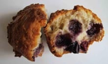 The Joy of Cooking's blueberry muffin