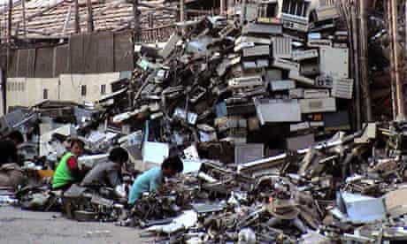 waste electronic