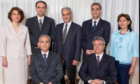 Jailed Bahá'í leaders