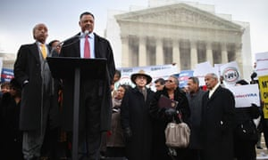 Voting Rights Act supreme court