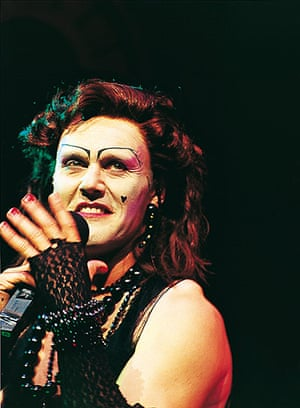Rocky Horror Picture Show: Anthony Head as Frank N Furter