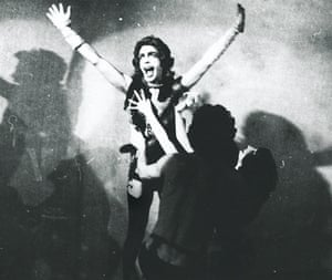 Rocky Horror Picture Show: Tim Curry as Frank N Furter