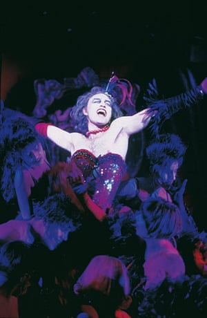 Rocky Horror Picture Show: Jason Donovan in Rocky Horror Picture Show