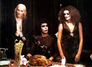 Rocky Horror 2: Still from the Rocky Horror Picture Show film