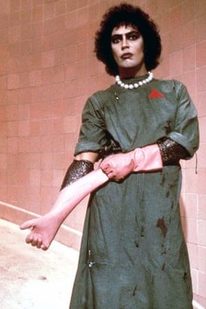 Rocky Horror 2: Tim Curry as Dr Frank-N-Furter
