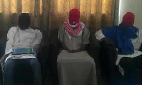 Members of Boko Haram