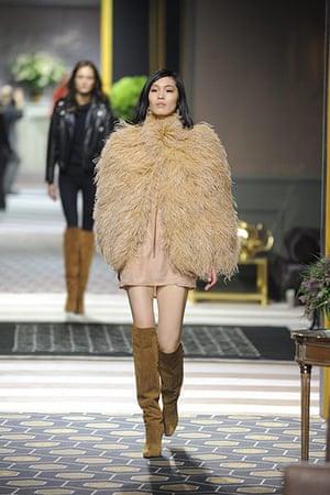 Paris fashion week 2013:  Paris Fashion Week Show For H & M