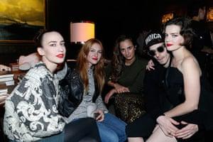 Paris fashion week 2013: H&M Fashion Show - After Party - PFW F/W 2013