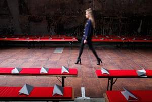 Paris fashion week 2013: Luis Buchinho - Runway - Paris Fashion Week