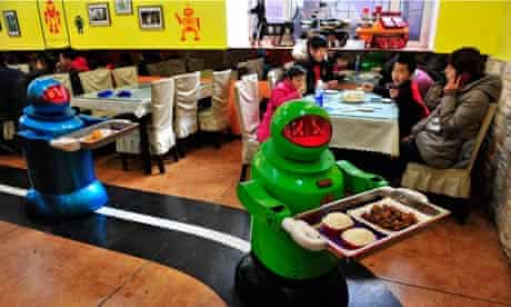 Robots in Harbin