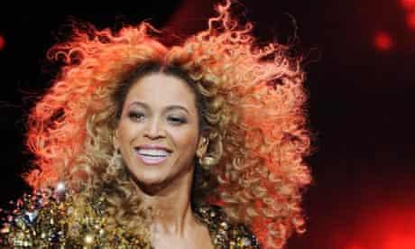 Beyonce, Glastonbury, June 2011