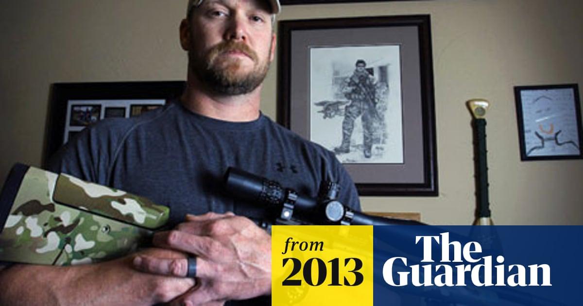 Former Navy Seal sniper Chris Kyle shot dead at Texas gun