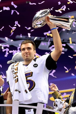 Baltimore ravens win super bowl xlvii in pictures for Dynasty motors baltimore md