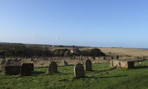 View from Happisburgh Church