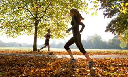 Outdoor life … as we run, the layers of responsibility and identity in our lives fall away.