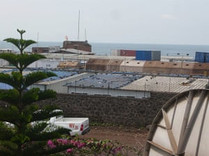 Mark Tran's picture diary of Kinshasa and Goma