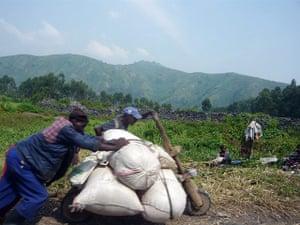 Mark Diary to Goma: Kinshasa and Goma