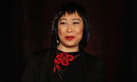 China author Ping Fu