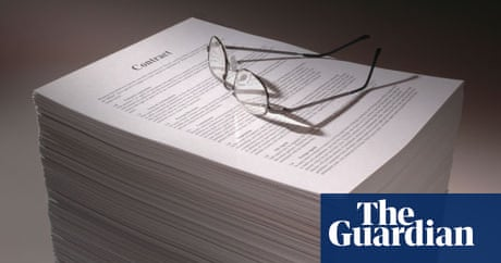 Setting Out Good Terms And Conditions For Your Small Business Managing Your Cashflow The Guardian
