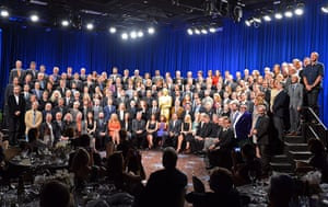 Oscars luncheon: 85th Academy Awards Nominations Luncheon
