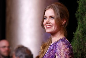 Oscars luncheon: Amy Adams, nominated for best supporting actress for her role in The Master