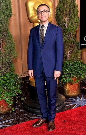 Oscars luncheon: Christoph Waltz