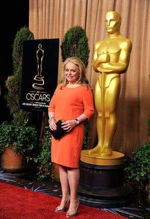 Oscars luncheon: Jacki Weaver