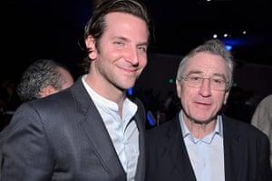 Oscars luncheon: Bradley Cooper and Robert De Niro