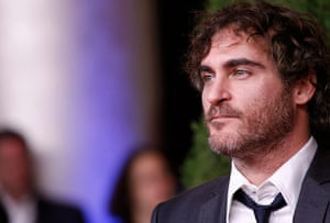 Oscars luncheon: Joaquin Phoenix