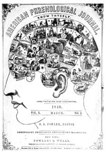 Cover image, American Phrenological Journal