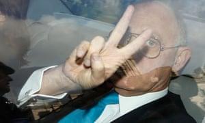 Argentina's foreign minister Héctor Timerman