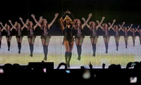 Super Bowl Beyonce army